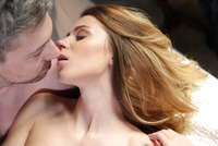 Mary Kalisy in Strip and Poke Her by X-Art (nude photo 11 of 16)