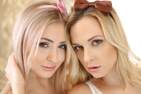 Cayla and Vinna in Call Girls Fantasy by X-Art (nude photo 3 of 16)