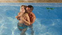 Mary Kalisy in Summertime Sex by X-Art (nude photo 1 of 16)