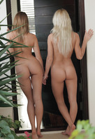 Leila and Anneli in Menage A Trois by X-Art (nude photo 1 of 16)