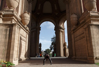 Saki Kishima in Palace of Fine Arts by Zishy (nude photo 7 of 12)