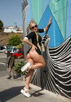 Ira Greene in Venice Bodyshop by Zishy (nude photo 1 of 12)