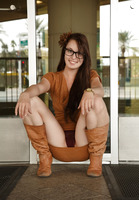 Pamela Aeris in Go Go Indigo by Zishy (nude photo 3 of 12)