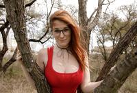 Ruby Corbett in Fills Jeans by Zishy (nude photo 2 of 12)