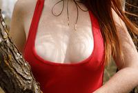 Ruby Corbett in Fills Jeans by Zishy (nude photo 3 of 12)