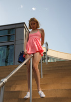 Chloe in Cherry At The Galleria by Zishy (nude photo 7 of 12)