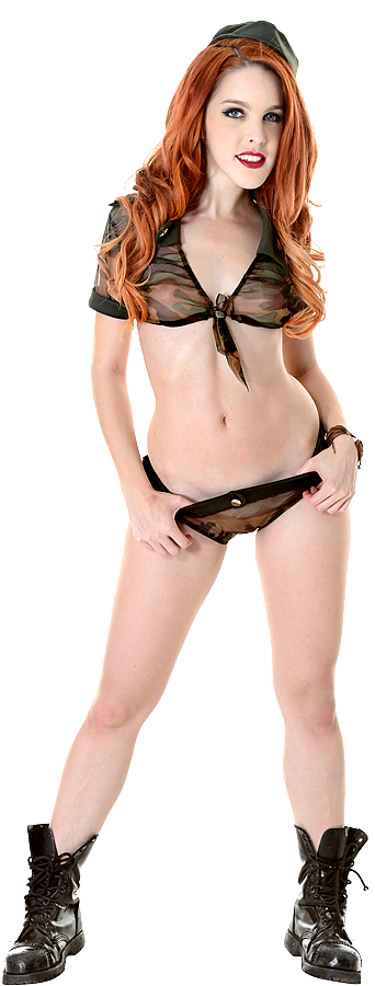 Amarna Miller at Erotic Beauties Strippers
