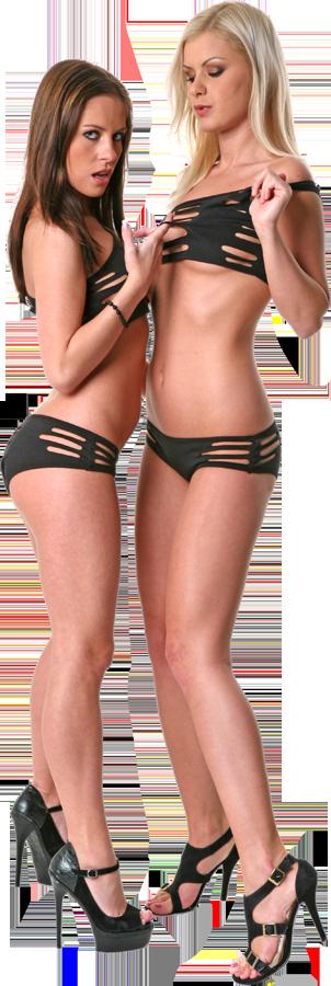 Bridget Blonde at Erotic Beauties Strippers