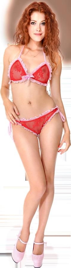 Heidi Romanova at Erotic Beauties Strippers