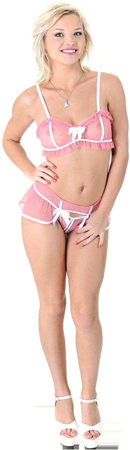 Zazie Skymm at Erotic Beauties Strippers